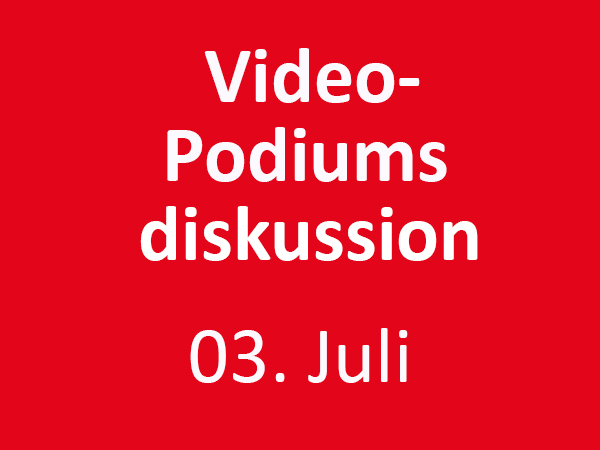Video-Podiumsdiskussion